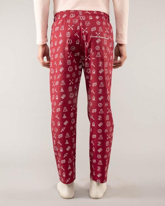 Shop Travel All Over All Over Printed Pyjama-Design