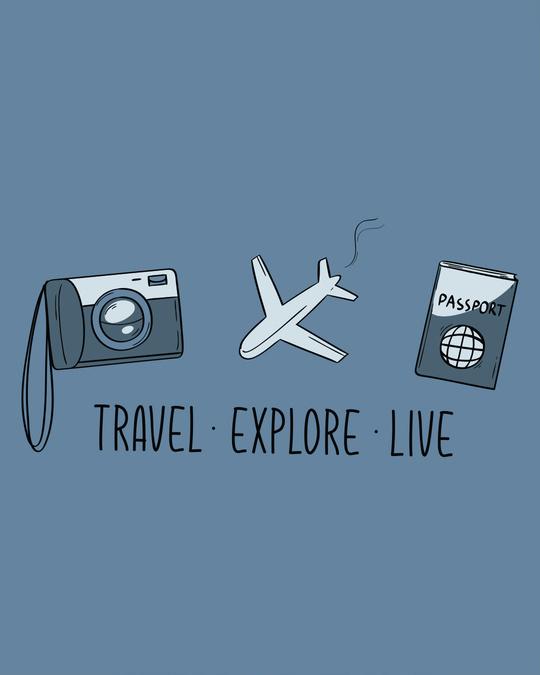 Shop Travel Explore Live Sweatshirt