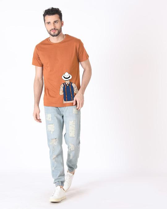 Shop Travel Freak Half Sleeve T-Shirt