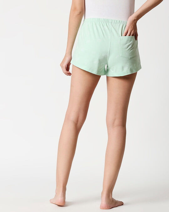 Shop Travel Icon AOP Women's Boxers-Full
