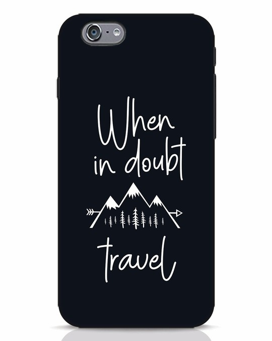 Shop Travel iPhone 6s Mobile Cover-Front