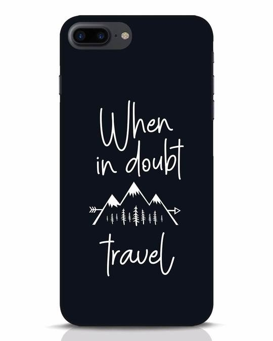 Shop Travel iPhone 7 Plus Mobile Cover-Front