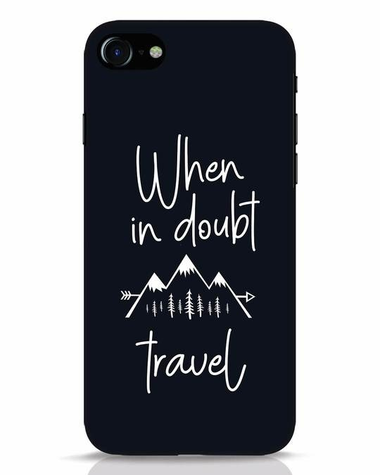 Shop Travel iPhone 8 Mobile Cover-Front