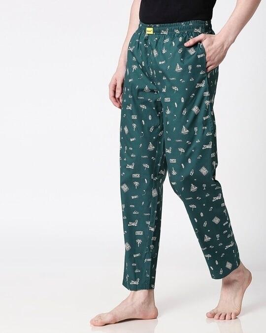 Shop Travel Men's Pyjama-Design