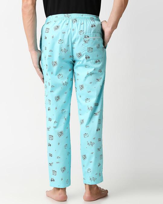 Shop Travel Men's Pyjama-Full