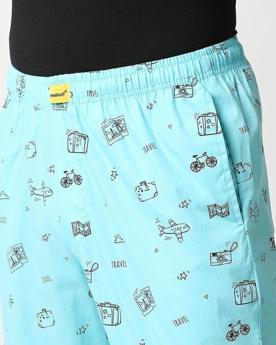 Shop Travel Men's Pyjama