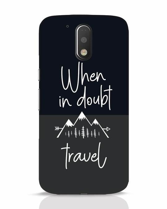Shop Travel Moto G4 Plus Mobile Cover-Front