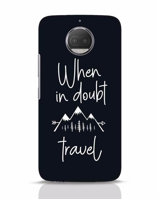 Shop Travel Moto G5s Plus Mobile Cover-Front