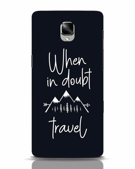 Shop Travel OnePlus 3 Mobile Cover-Front