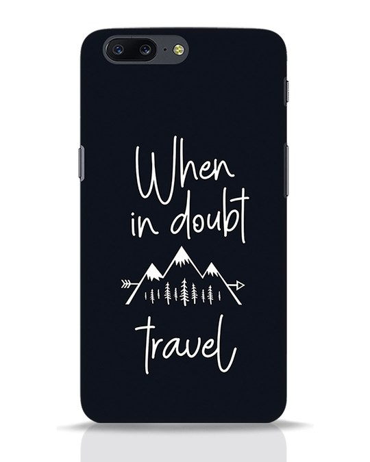 Shop Travel OnePlus 5 Mobile Cover-Front