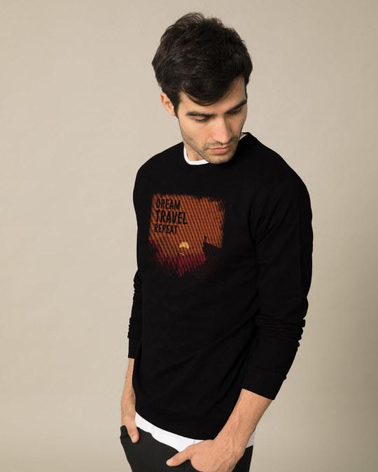 Shop Travel Repeat Sweatshirt-Back