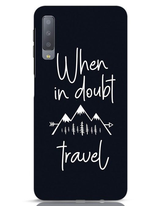 Shop Travel Samsung Galaxy A7 Mobile Cover-Front