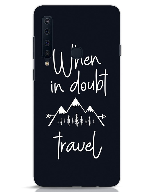Shop Travel Samsung Galaxy A9 2018 Mobile Cover-Front