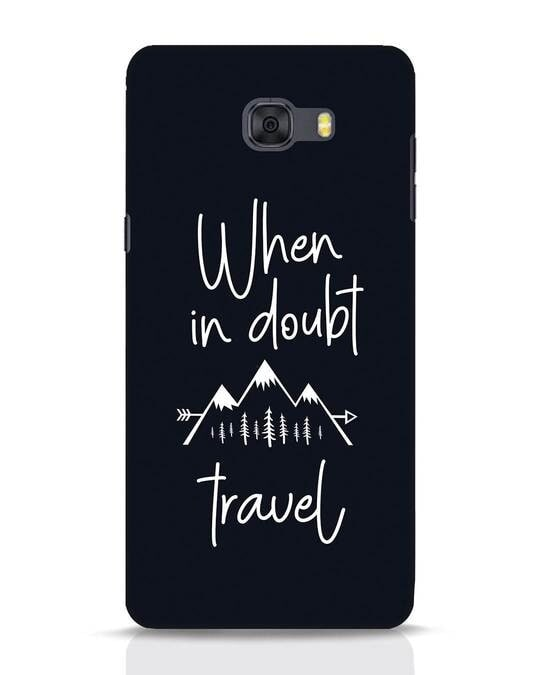 Shop Travel Samsung Galaxy C9 Pro Mobile Cover-Front