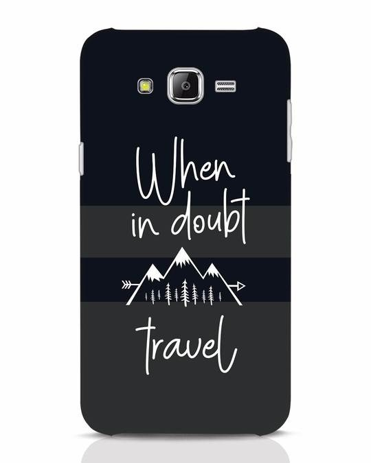 Shop Travel Samsung Galaxy J7 Mobile Cover-Front