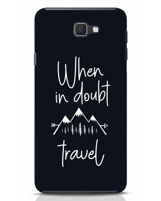 Shop Travel Samsung Galaxy J7 Prime Mobile Cover-Front