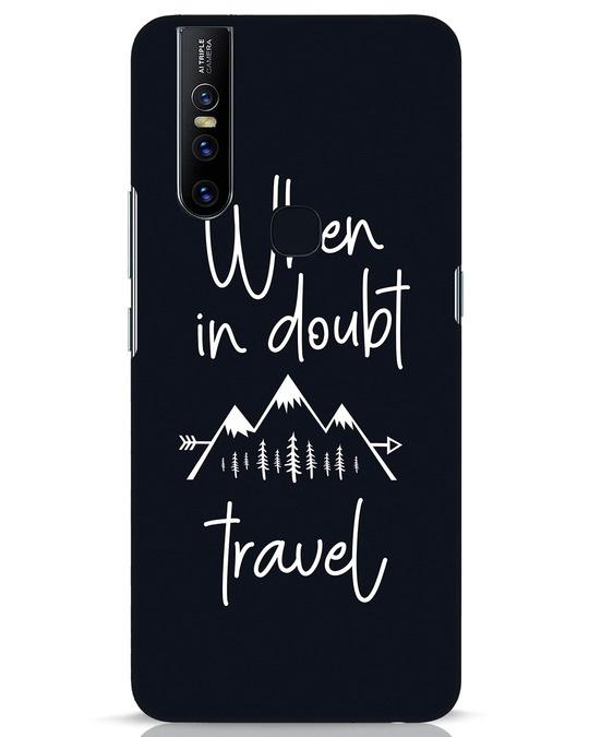 Shop Travel Vivo V15 Mobile Cover-Front