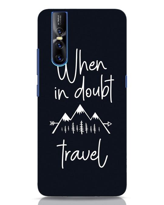 Shop Travel Vivo V15 Pro Mobile Cover-Front