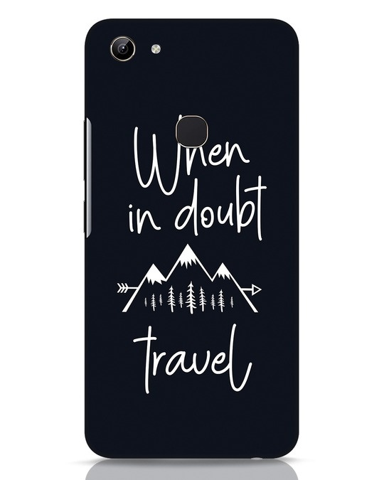 Shop Travel Vivo Y81 Mobile Cover-Front
