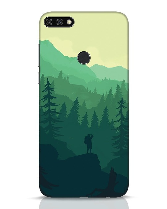 Shop Trek Huawei Honor 7C Mobile Cover-Front