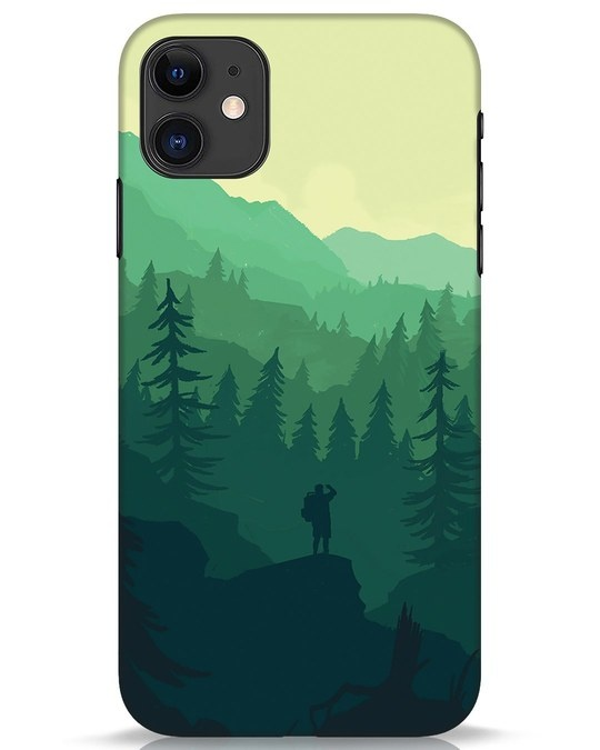 Shop Trek iPhone 11 Mobile Cover-Front
