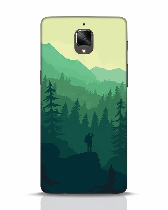 Shop Trek OnePlus 3T Mobile Cover-Front