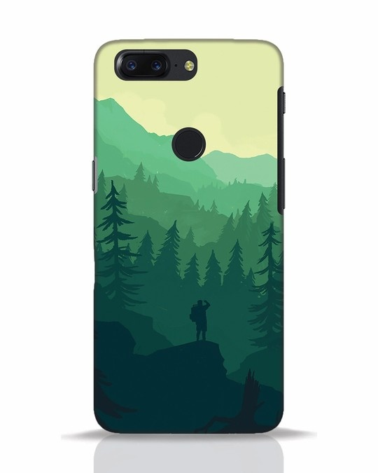 Shop Trek OnePlus 5T Mobile Cover-Front