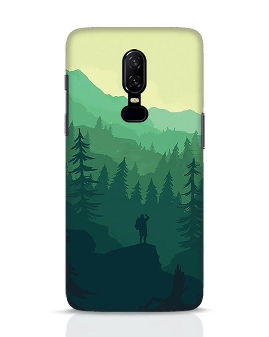 Shop Trek OnePlus 6 Mobile Cover-Front