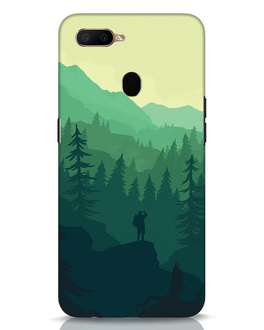 Shop Trek Oppo A5s Mobile Cover-Front