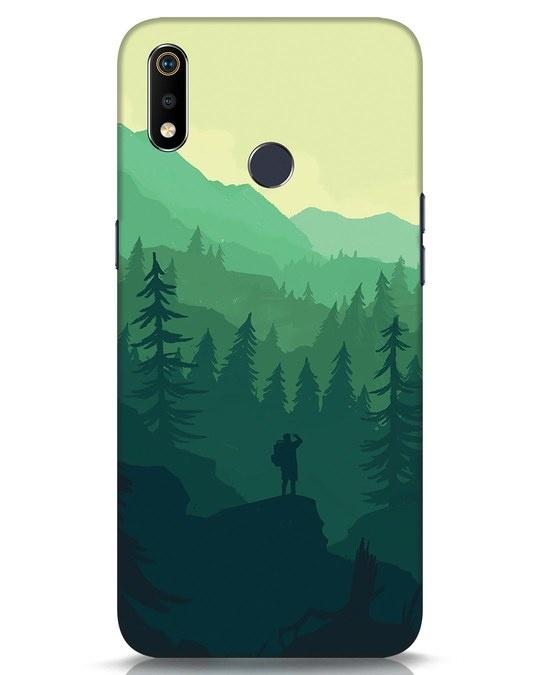Shop Trek Realme 3i Mobile Cover-Front