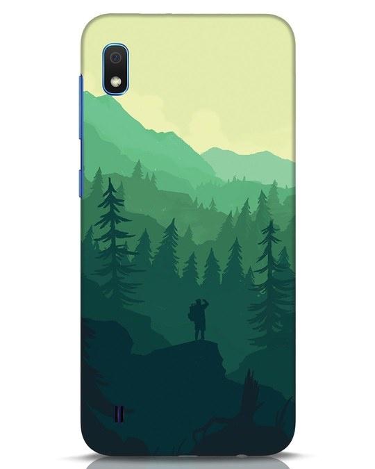 Shop Trek Samsung Galaxy A10 Mobile Cover-Front