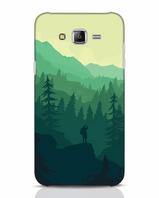 Shop Trek Samsung Galaxy J7 Mobile Cover-Front