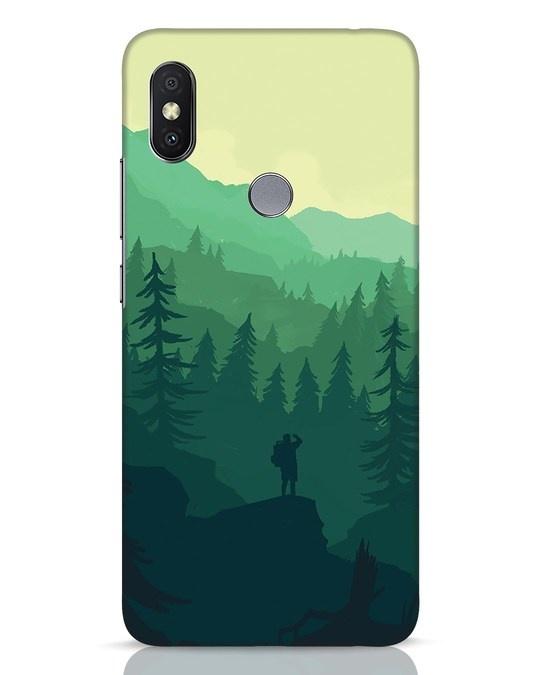 Shop Trek Xiaomi Redmi Y2 Mobile Cover-Front