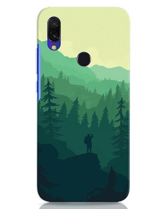 Shop Trek Xiaomi Redmi Y3 Mobile Cover-Front