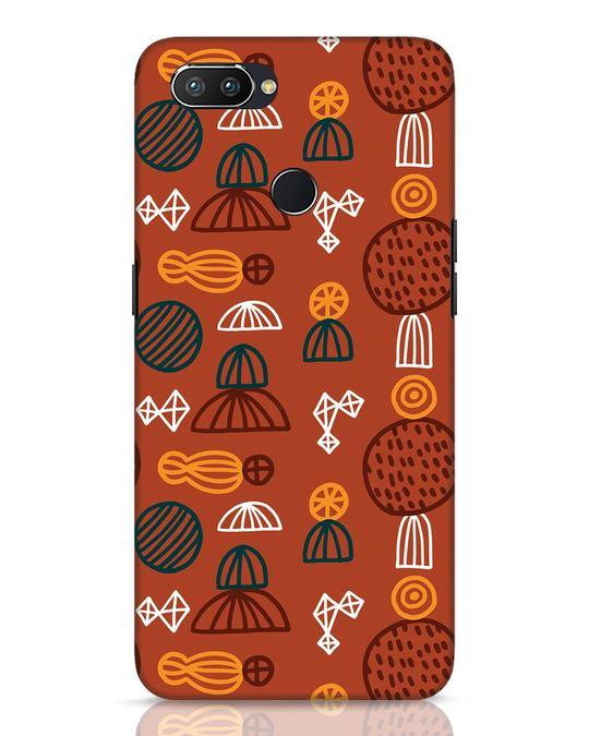 Shop Tribal Print Realme 2 Pro Mobile Cover-Front