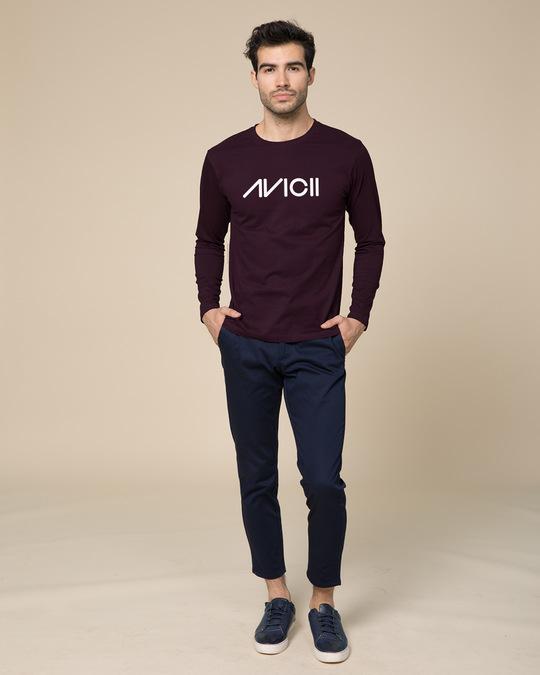 Shop Tribute To Avc Glow In Dark Full Sleeve T-Shirt -Full
