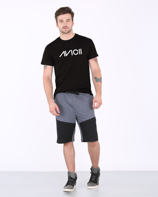 Shop Tribute To Avc Half Sleeve T-Shirt (GID)