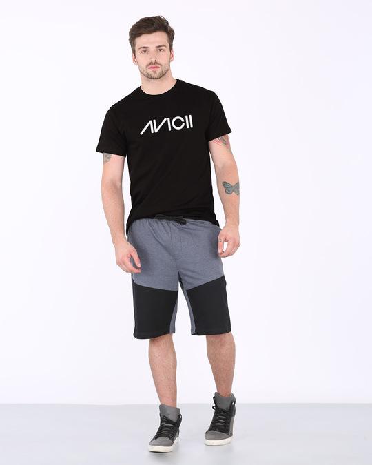 Shop Tribute To Avc Half Sleeve T-Shirt (GID)-Full