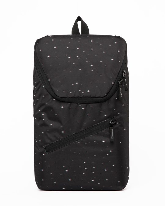 Shop Trippy Constellations All Over Printed Mini Backpack-Front