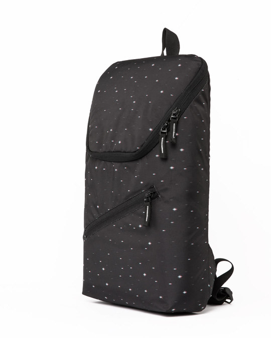 Shop Trippy Constellations All Over Printed Mini Backpack-Back