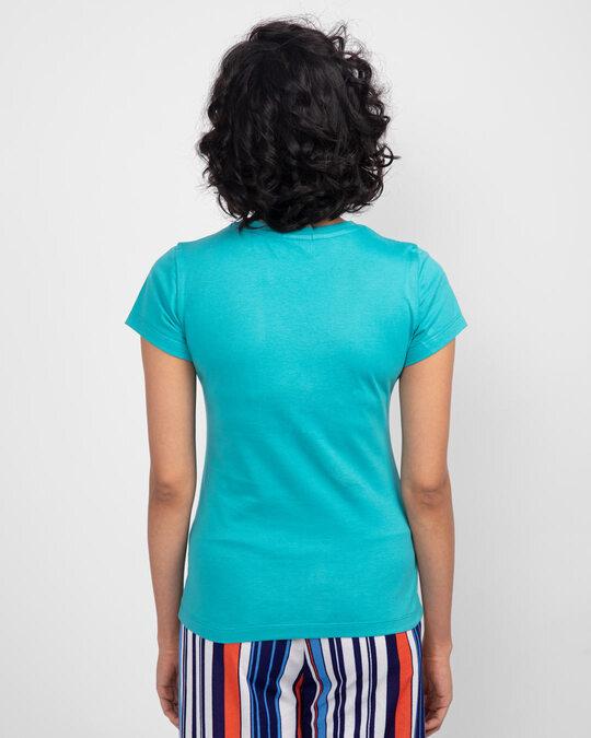 Shop Tropical Pocket Half Sleeve T-Shirt-Design