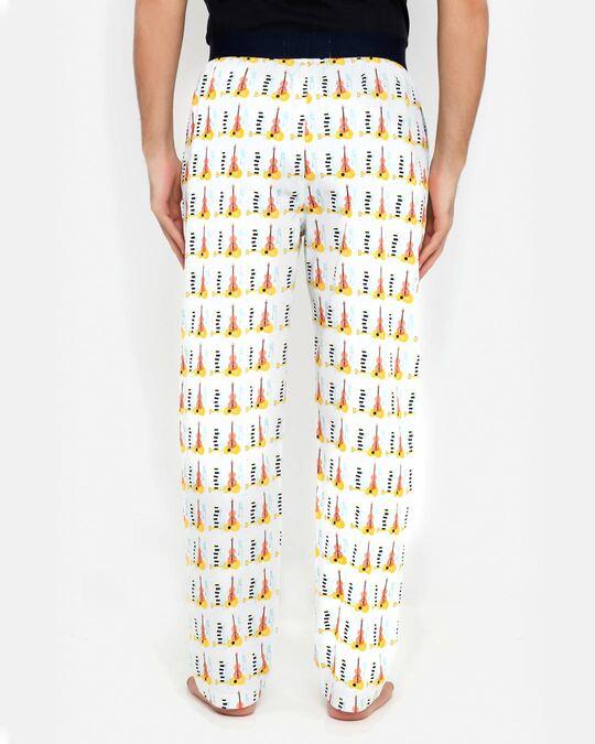 Shop Trumpet Pyjamas White-Design