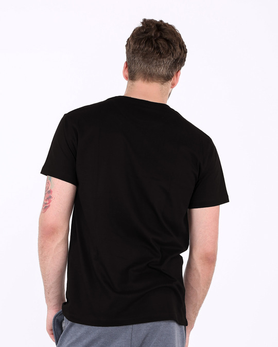Shop Trust The Vibes Half Sleeve T-Shirt
