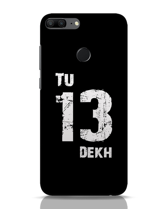Shop Tu 13 Dekh Huawei Honor 9 Lite Mobile Cover-Front