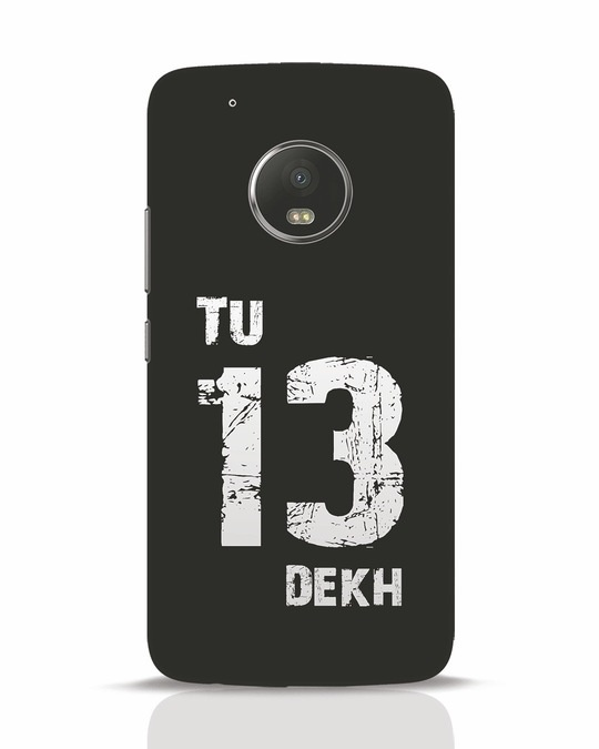 Shop Tu 13 Dekh Moto G5 Plus Mobile Cover-Front