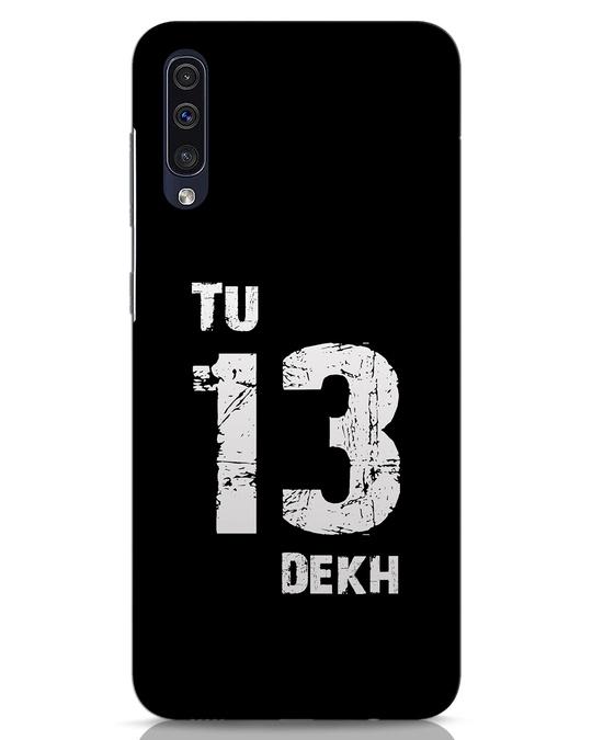 Shop Tu 13 Dekh Samsung Galaxy A50 Mobile Cover-Front