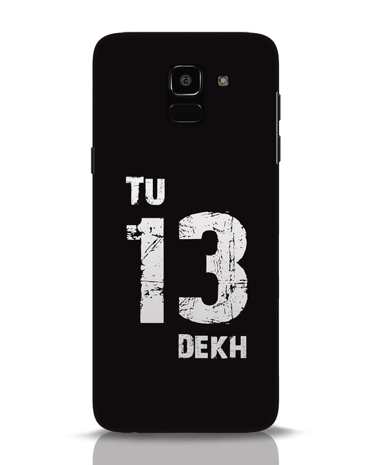 Shop Tu 13 Dekh Samsung Galaxy J6 Mobile Cover-Front
