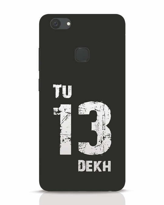 Shop Tu 13 Dekh Vivo V7 Plus Mobile Cover-Front