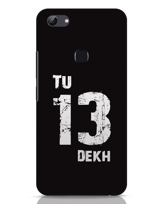 Shop Tu 13 Dekh Vivo Y83 Mobile Cover-Front