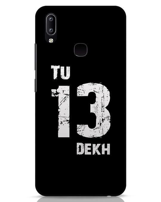 Shop Tu 13 Dekh Vivo Y91 Mobile Cover-Front